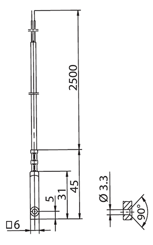 TWA-R6A 03012P