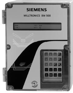 Milltronics BW500